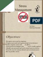 Stress Managenebt