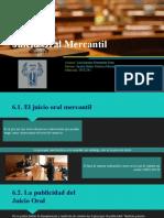 Entregable 1. Juicios Orales Civiles y Mercantil