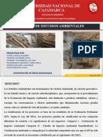 METODO DE ESTUDIOS AMBIENTALES-