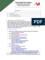 Direcciones Web de Interés sobre TICs en Educación