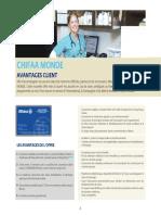 Presentation Allianz Chifaa Monde
