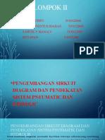 Kelompok II - Pengembangan Sirkuit Diagram