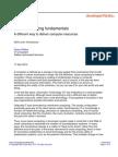 Cloud Computing Fundamentals - IBM