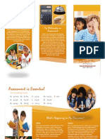 assessment brochure