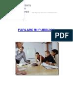 DISPENSA - Public Speaking