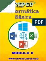 Apostila de Informática - Módulo II