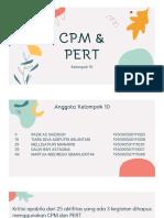 CPM PERT