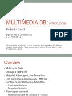 0001 Multimedia DB