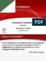 Compiladores - aula01
