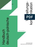 Handbuch Deutsch-polnische Verwaltungskommunikation