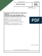 DIN EN ISO 9908-A1 2011