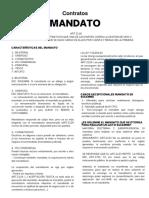 3 CONTRATOS (MANDATO)