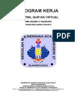 Program_Kerja_Khotmil_Quran SMAN 27 Bandung