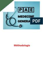 PAE Médecine Générale