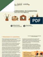 Educacion Emocional en Cuarentena