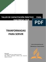 1. TALLER PRÁCTICO PARA DIACONISAS 1