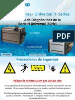 Manual - Diagnostico Calentadores (Spanish)