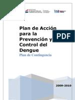 2009-2010_Plan de Contingencia de Dengue_OPS_Paraguay