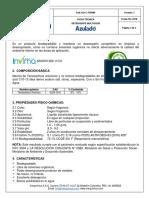 FT0609- Detergente Multiusos