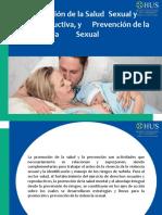 3. ) Promoción de la Salud Sexual y Reproductiva, y Prevención de la Violencia Sexual (1)