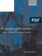 Joseph Raz - Engaging Reason_ on the Theory of Value and Action-Oxford University Press (2000)