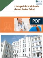 5.) Atención Integral de la Violencia Sexual en el Sector Salud