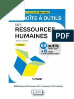 La Boite a Outils Des Ressource - Haegel, Annick