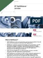 SAP_Netweaver_Overview_April 09