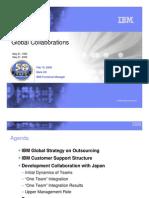 IBM global outsourcing presentation 2008
