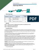 Lab - Troubleshooting DHCPv6