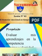 SESION 03 - 30 DE MARZO