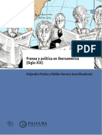 Pasino y Herrero. Prensa y Politica en Iberoamerica