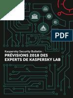 Predictions 2018 Kaspersky-Lab