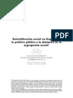 estratos sociales