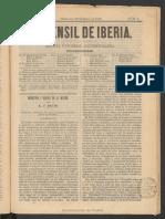 El  Pensil de Iberia 4º Época, nº 2