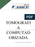 I UNIDADE - INTRODUÇÃO A TOMOGRAFIA COMPUTADORIZADA