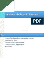 Theorie Information