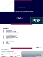 Safra Fundos Imobiliários_Março