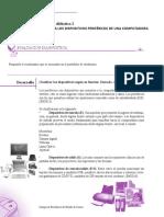 Tema Identifica Los Dispositivos Perifericos de Una Computadora