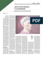 Odifreddi Dante