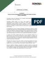 Avanza en Sonora implementación de la Reforma del Sistema de Justicia Laboral