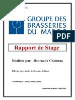 Rapport de Stage de Fin de Formation Brasseries Du Maroc (1) - Copie