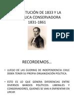 CONSTITUCIÓN 1833 Y LA REPÚBLICA CONSERVADORA-convertido