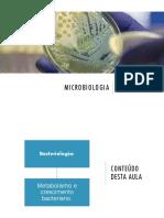 3. Bacteriologia parte II
