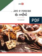 Apostila - Paes e Roscas de Natal