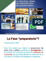 TEMA 1. LA FASE PREPARATORIA (LA INVESTIGACION PENAL) - Copy (1)