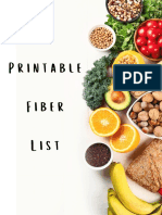 Get More Fiber Printable