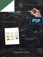 PPT Priorización Curricular Lenguaje.