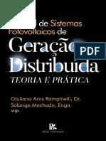 Manual de sistemas fotovoltaicos de geração distribuída