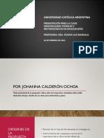 Presentación Johanna Calderón UCA 20-02-2021